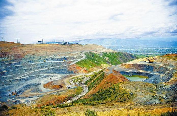 广西磁铁矿采矿权转让