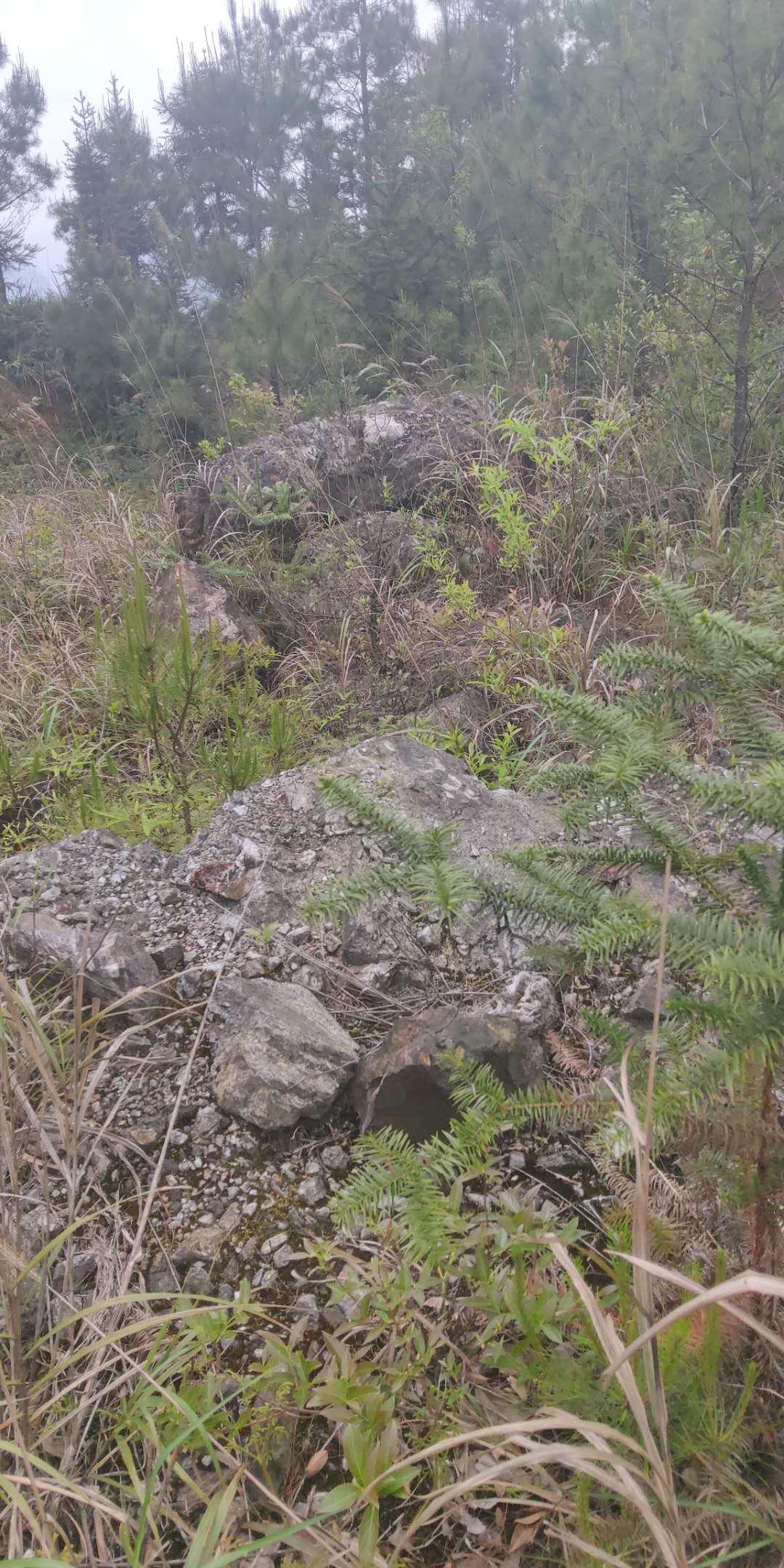 广西重晶石采矿权转让