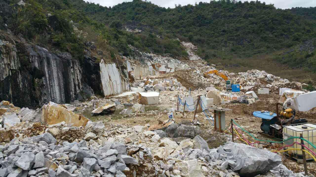 广西石灰岩采矿权转让