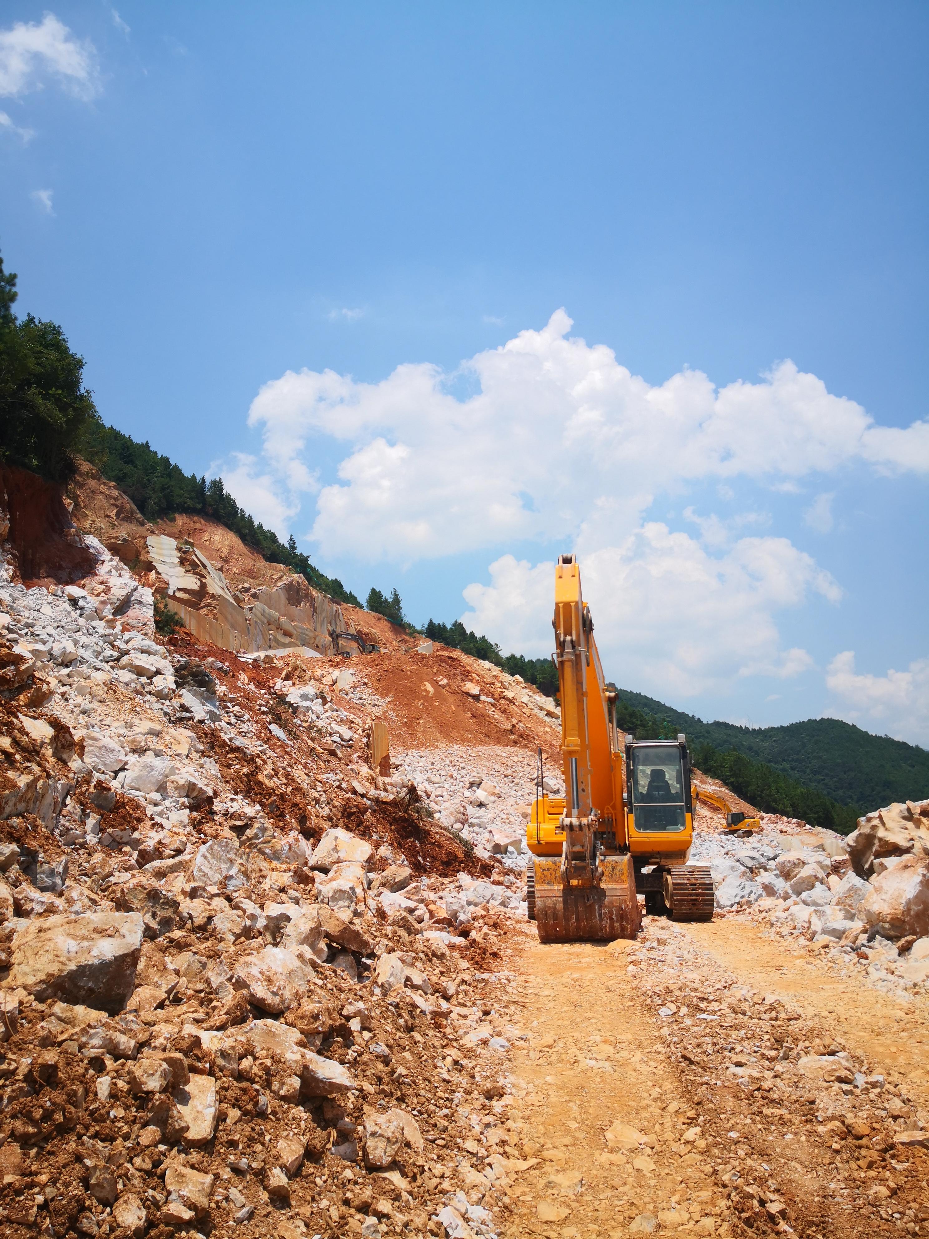 江西优质大理岩矿采矿权融资
