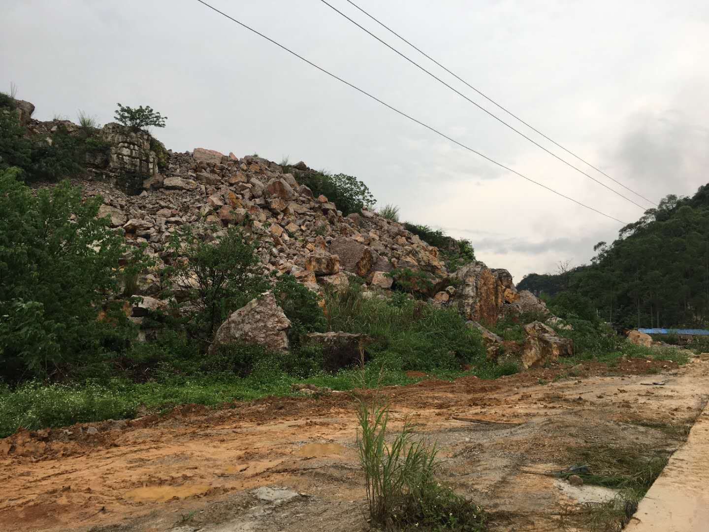 广西石灰岩采矿权融资