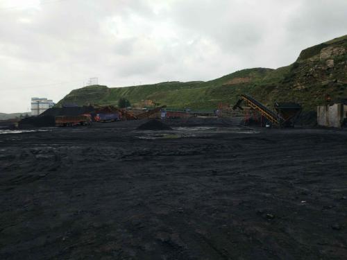 河北省煤炭应急保障储运基地进入基础工程施工阶段