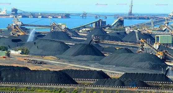 2020年12月我国出口煤及褐煤9万吨