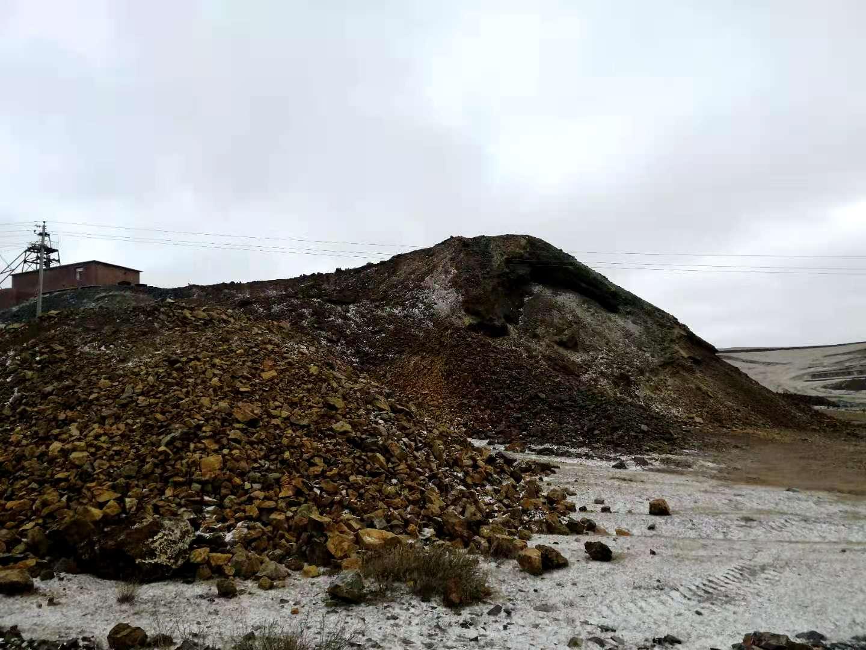 内蒙铅锌矿原矿石出售